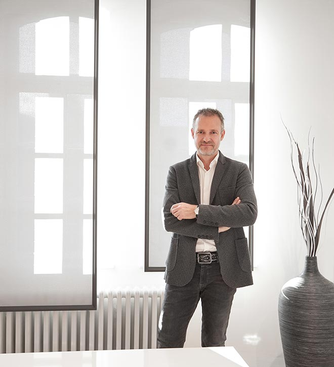 Daberkow Modeagentur Maik Daberkow Portraet
